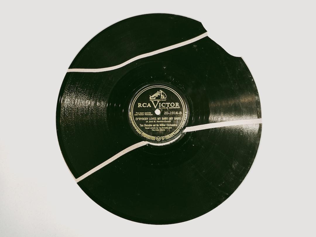 A broken record