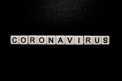 coronavirus on black background covid teams background