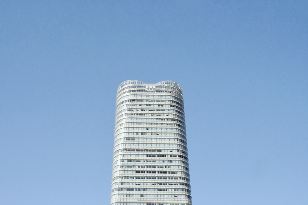 white high rise building under blue sky during daytime