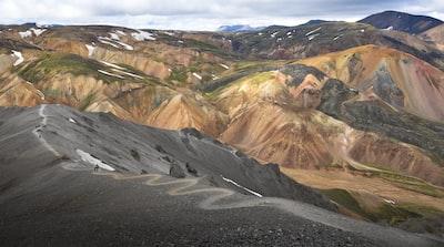 Get to Landmannalaugar while in Iceland