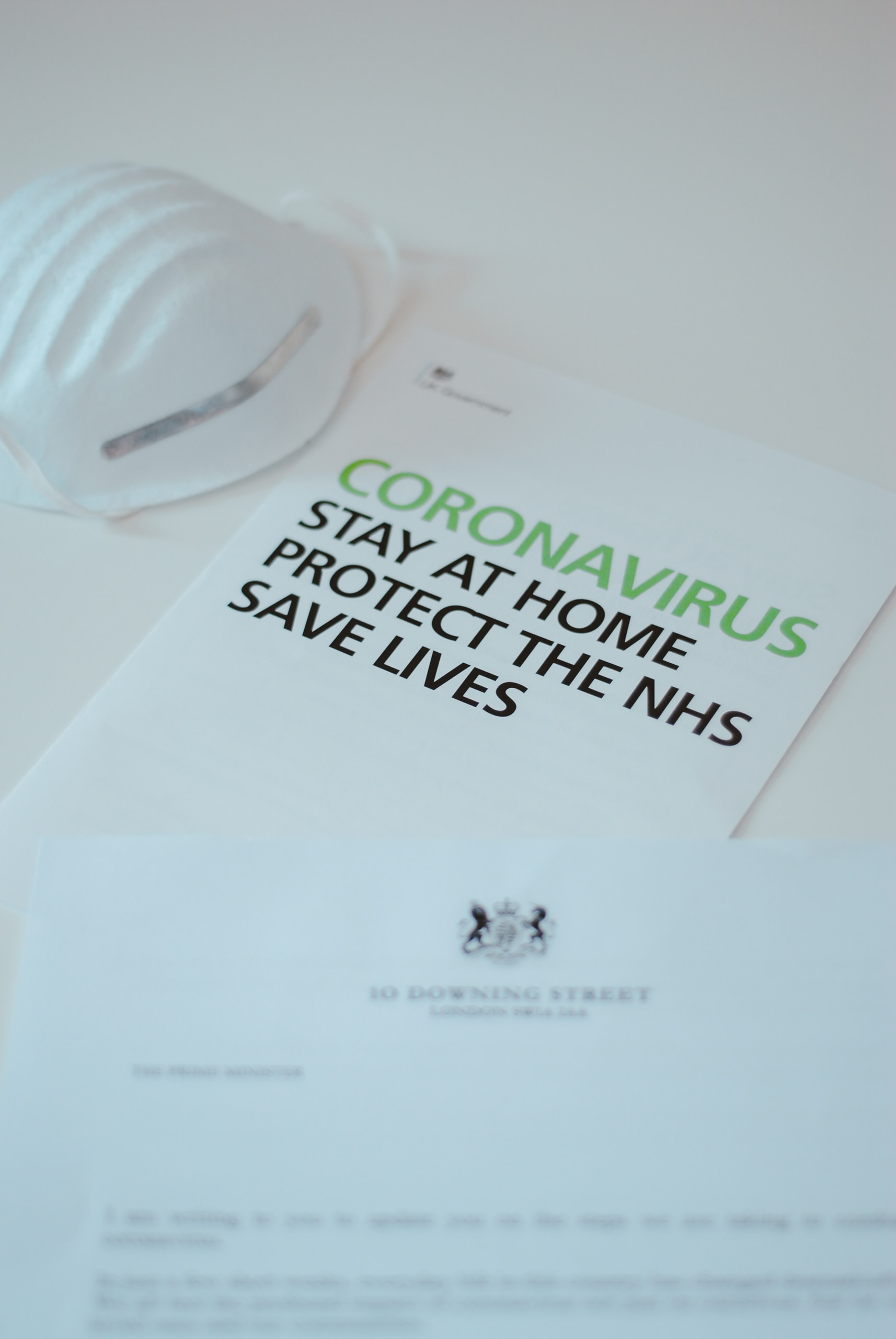 Coronavirus policy image - Stay at Home Protect the NHS Save Lives