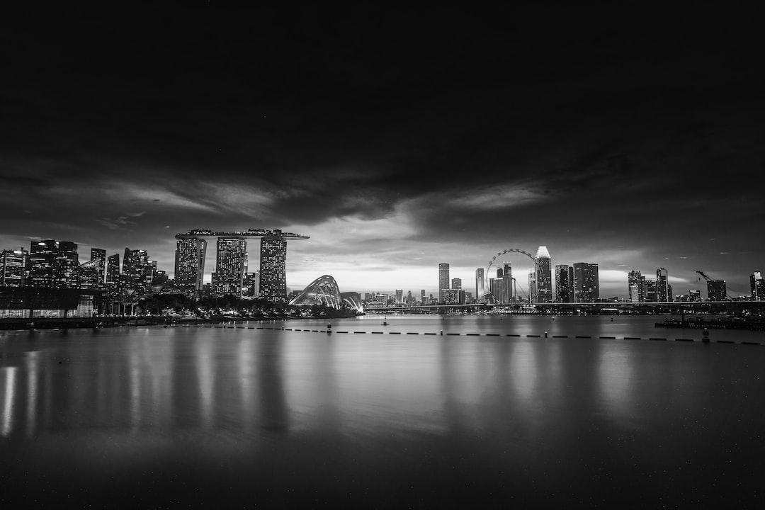 Grayscale Photo of City Skyline - unsplash
