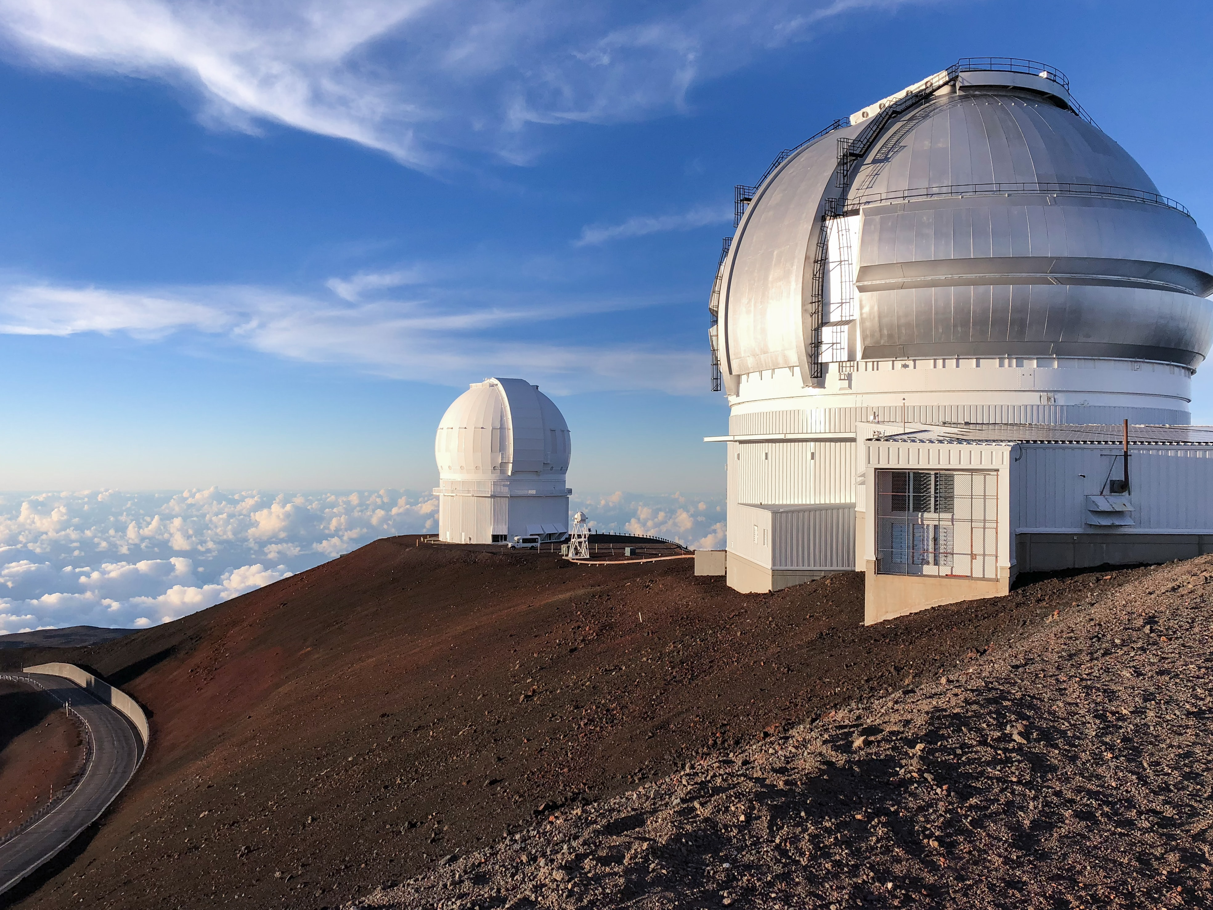 The Cloud to Host Observatory Data