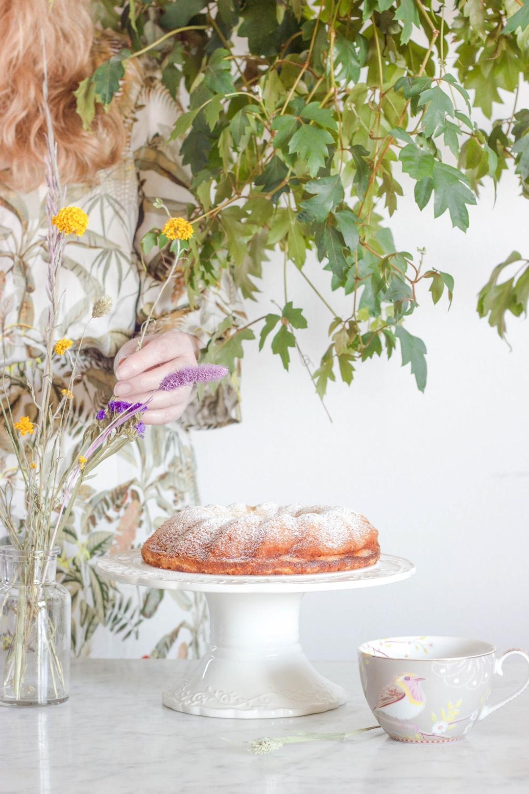 Spring Lemon Cake