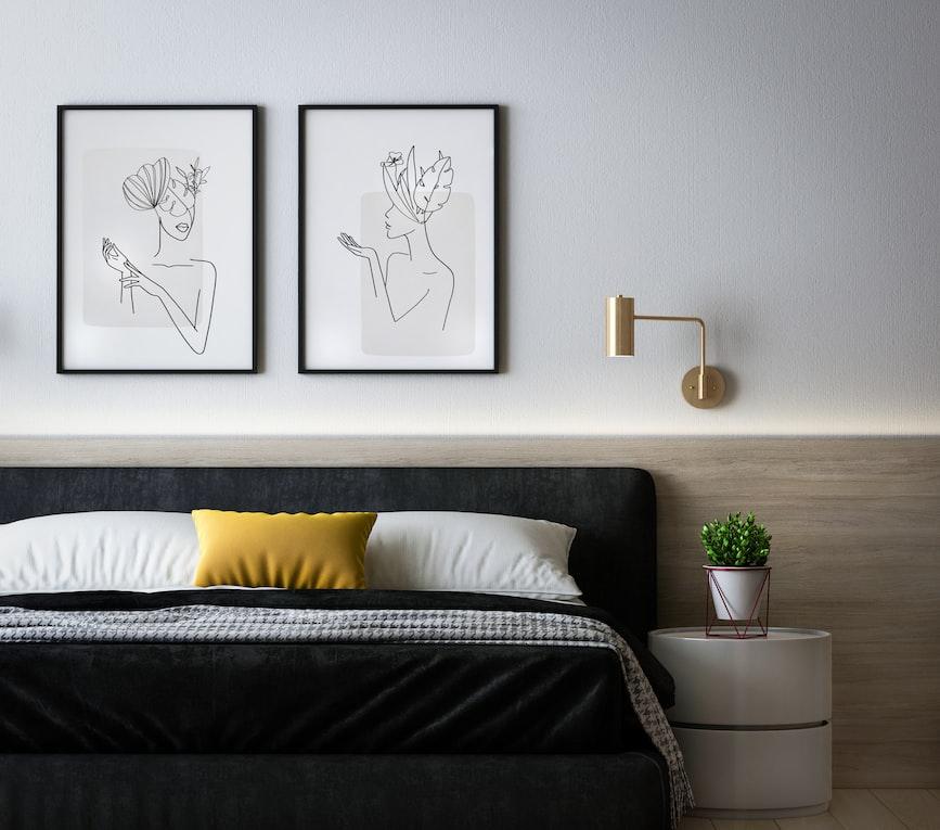 Постельные аксессуары и мебель для дома