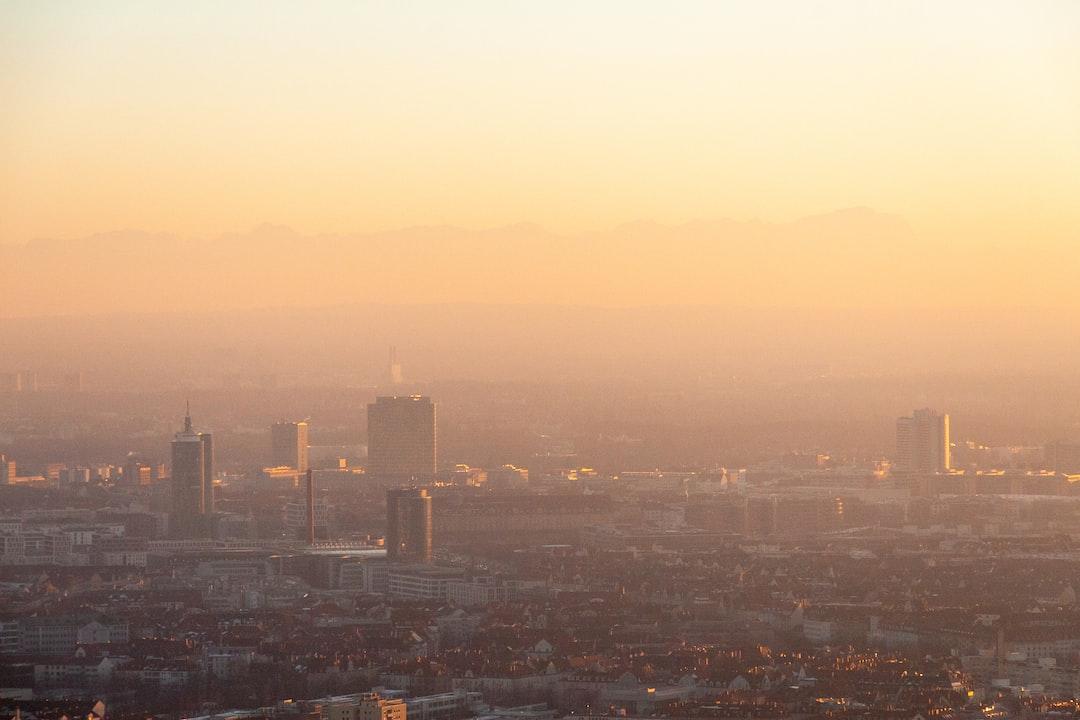 View of Munich, Germany.