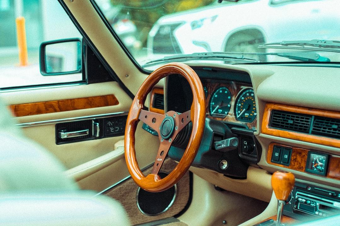 Beautiful Jaguar XJS