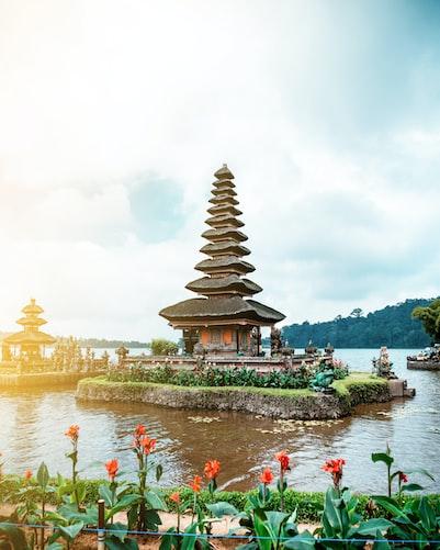 Pura Ulun Danu Bratan, Places to Visit in Bali in April