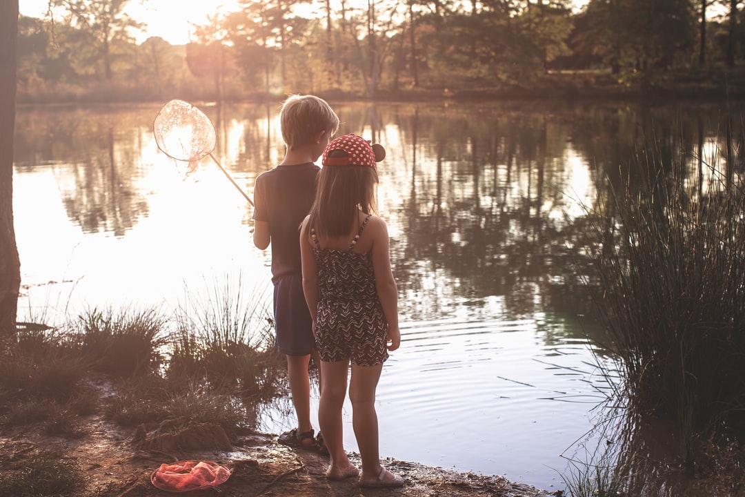 Warm Rich Light - Fishing During Covid 19 - unsplash