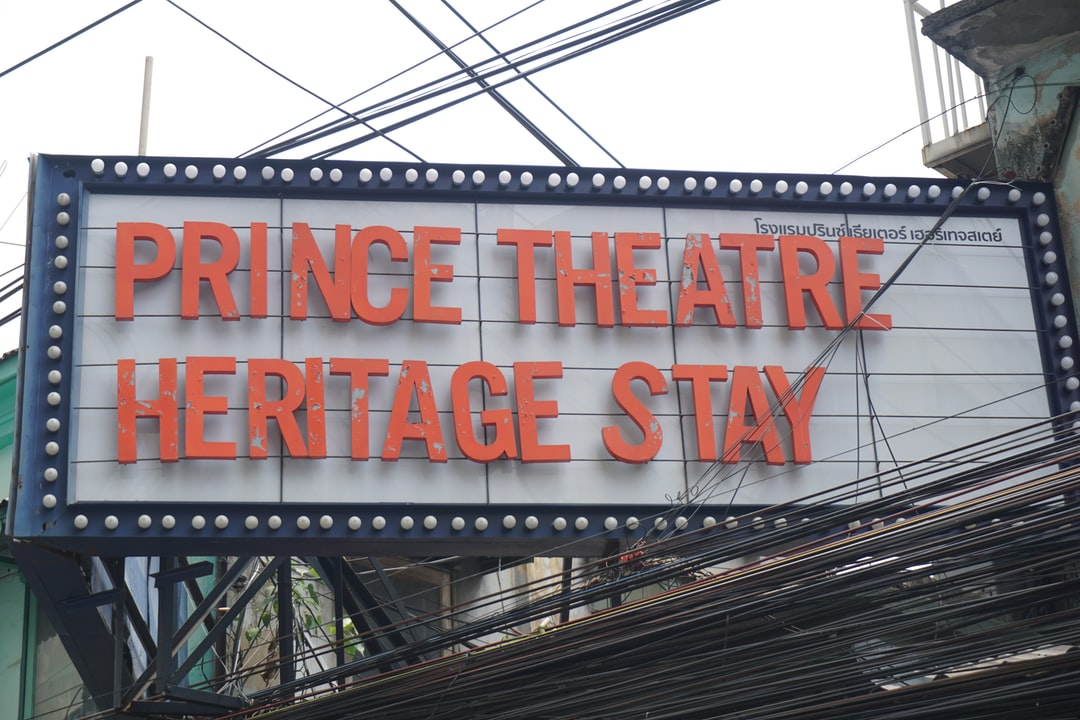 Prince Theatre Heritage Stay, Bangkok, Thailand.