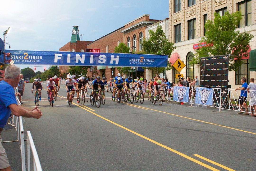Crossroads Criterium Race, Statesville, NC 2016
