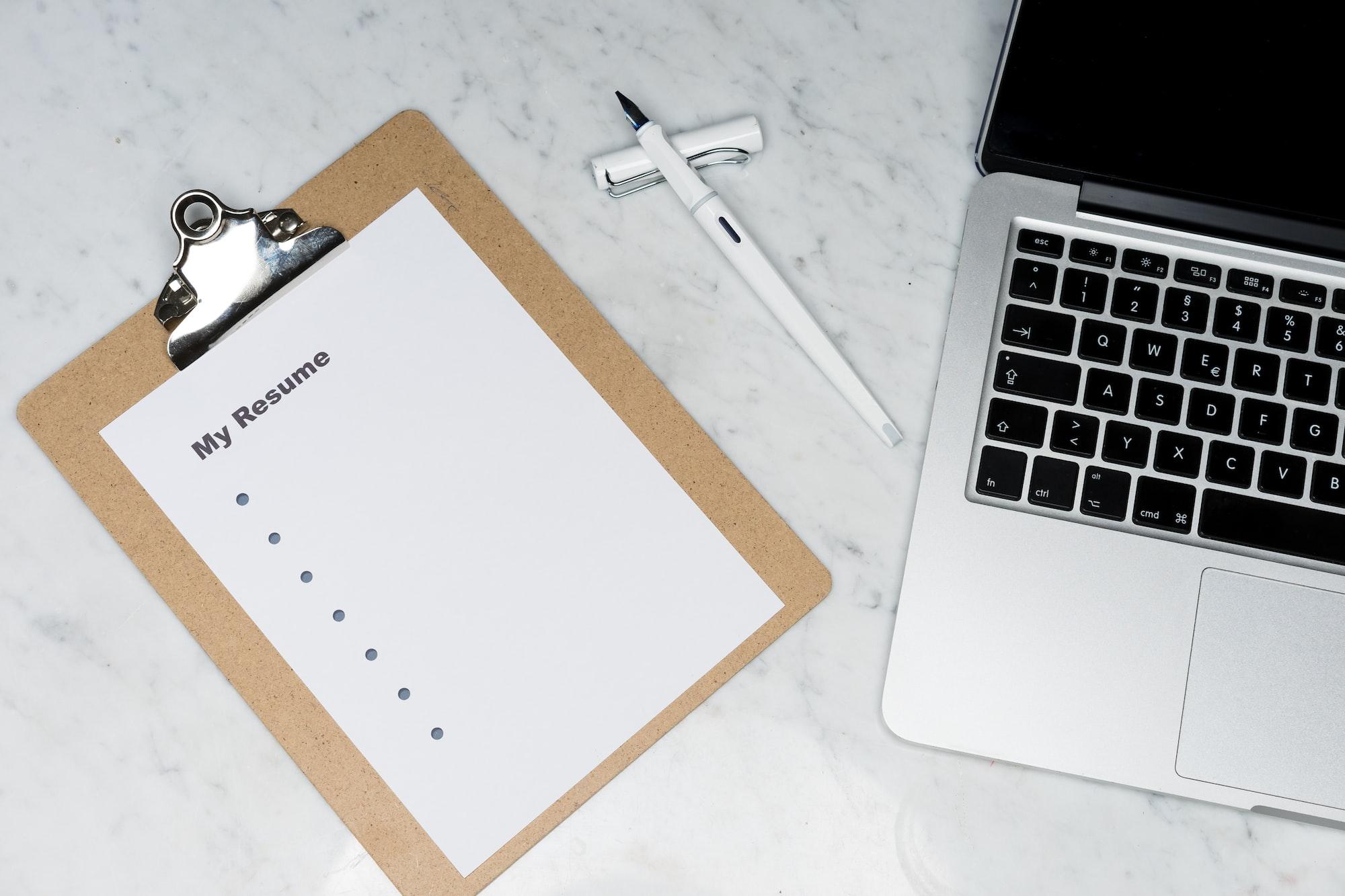 海外設計師求職,如何寫英文履歷表?第一篇:怎麼準備