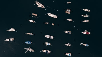 blue and white boat on water space shuttle teams background