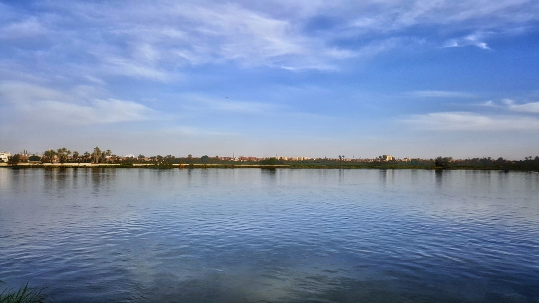 Western View Of Nile River