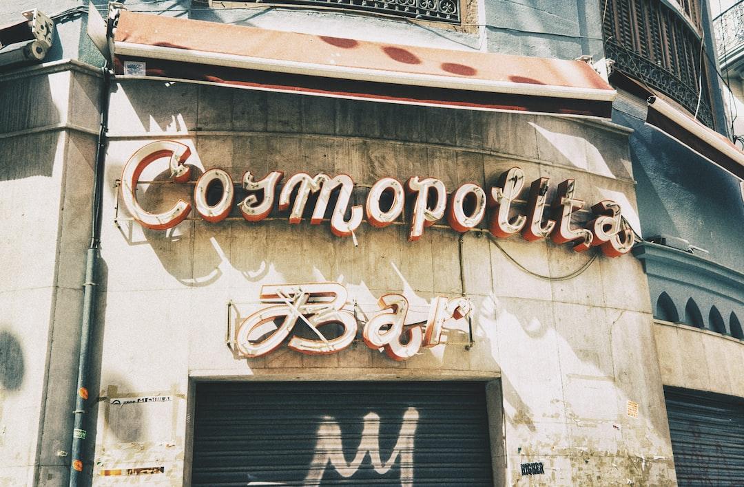 Cosmopolita Bar