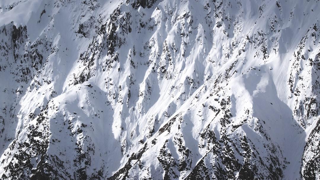 Spot the skier