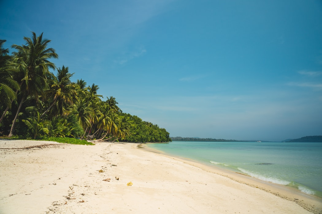 A beautiful click of Havelock Island in Andaman
