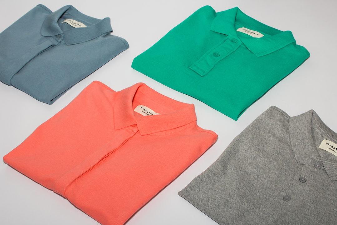 Eco-friendly fashion, organic cotton, slow fashion polo shirts VitoWilly http://vitowilly.com
