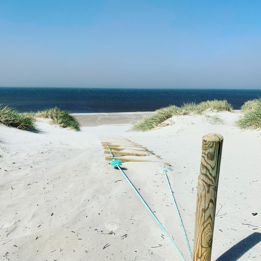 Henne Strand, sandy beach