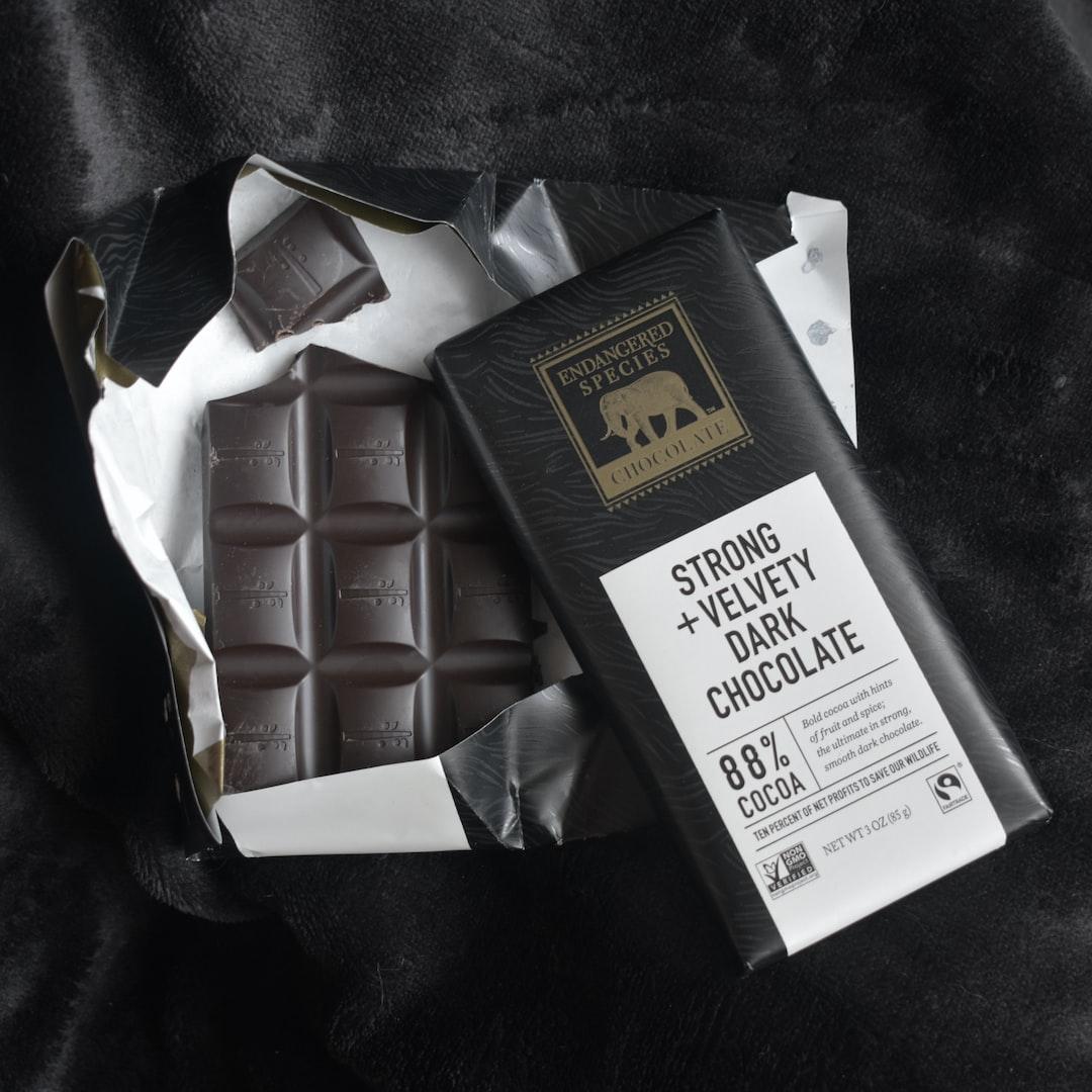 Endangered Species Chocolate | Strong + Velvety Dark Chocolate