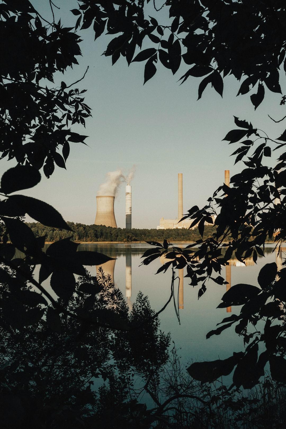 Georgia Power Plant Scherer
