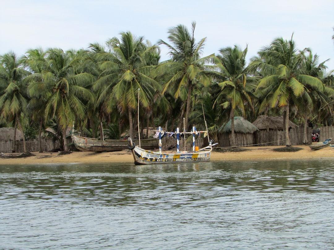 Fisherman village @Ghana