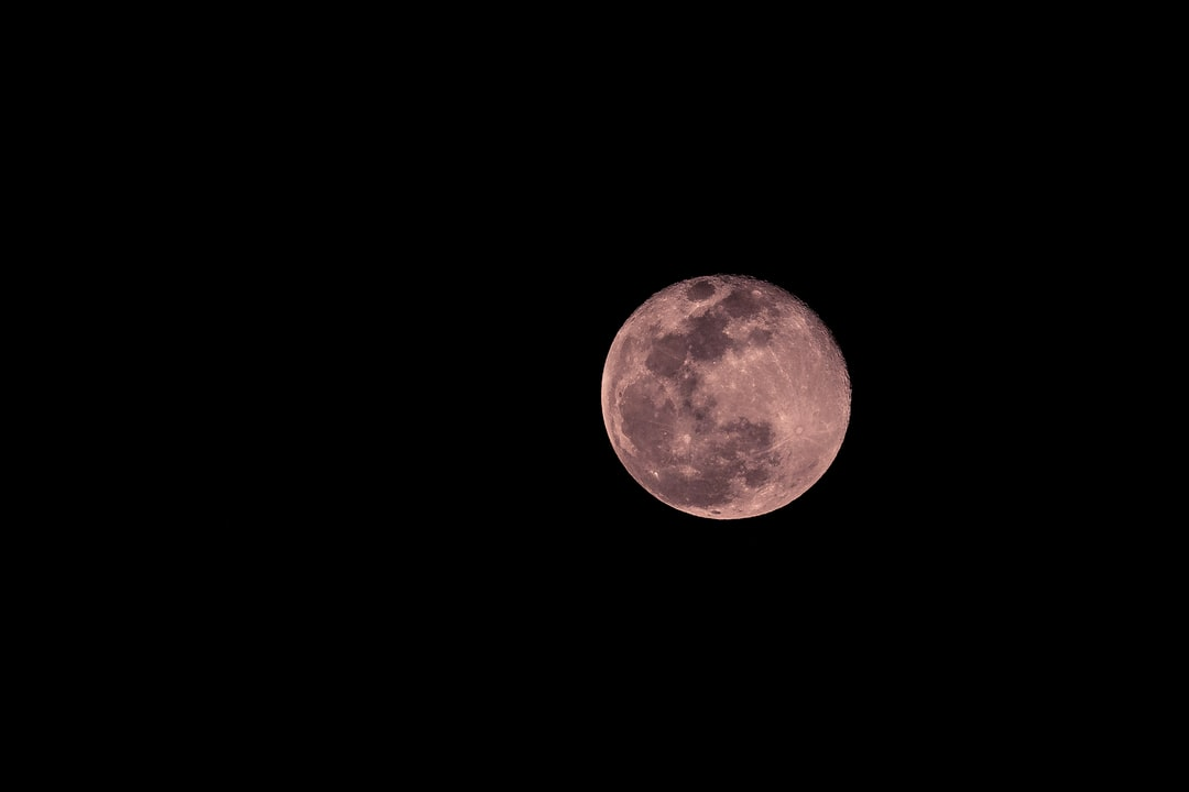 Pink Moon 2020 - unsplash
