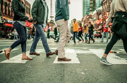 Nashville street Broadway