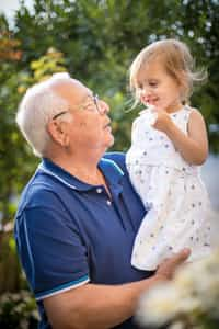 Mom, Where did Grandfather go? poetry stories