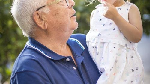 I Choose Joy For My Grandpa