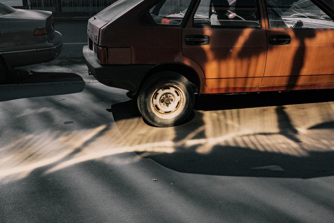 Brown Car On the Road - unsplash
