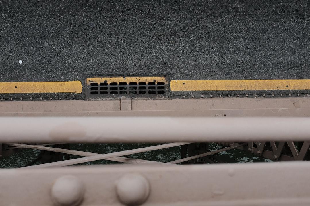Street view from Brooklyn Bridge
