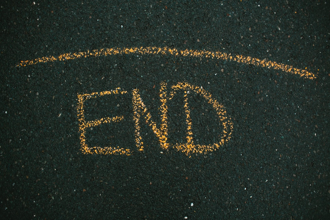 – END – Type with Chalk Crayon