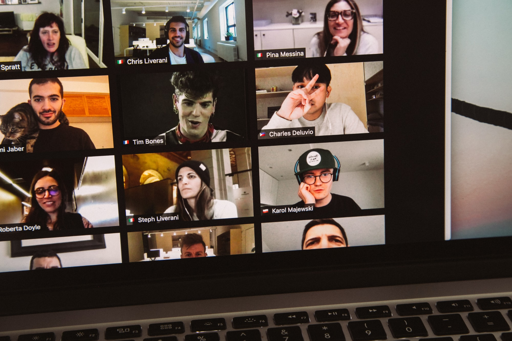 10 rules for surviving (Zoom) video calls