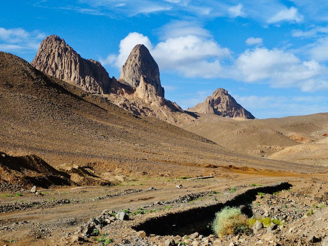 Algerian Sahara, National Parc Ahaggar  photo made by rouichi / switzerland