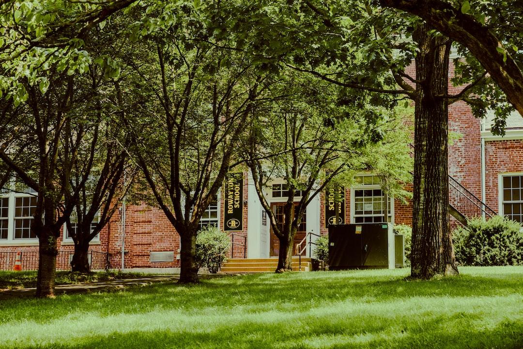 Rowayton elementary school