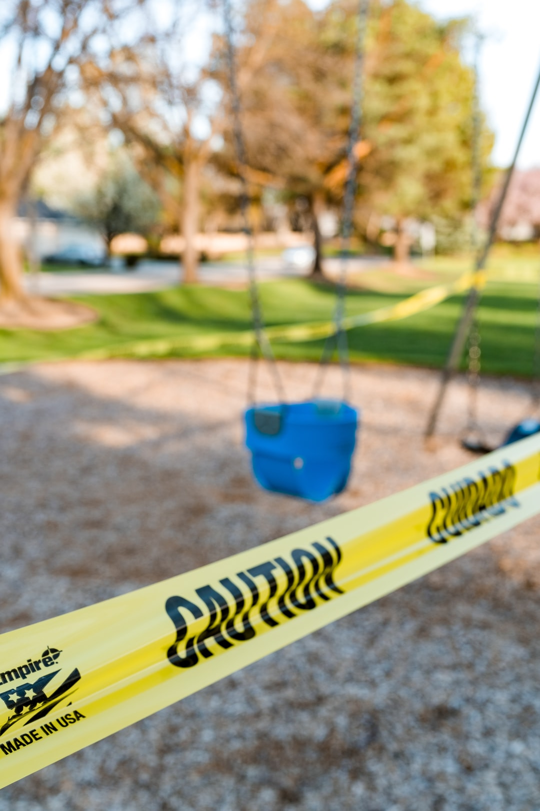 Pandemic playground closures