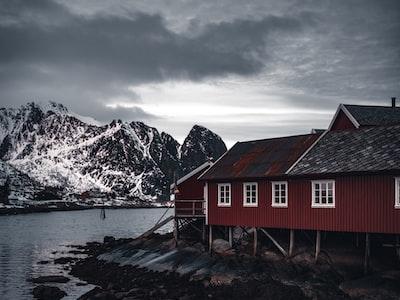 Christmas hut (Sample image)