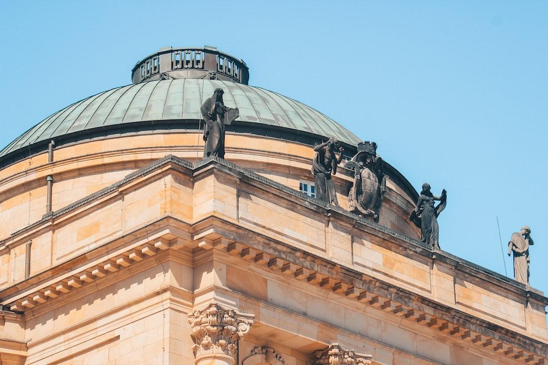 Dach des Opernhaus