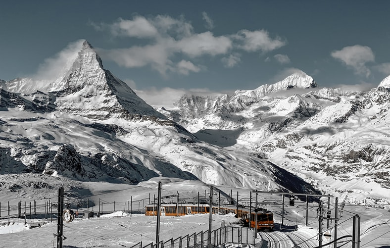 Ride the Bernina Express in the Alps, Things to Do in Switzerland in July