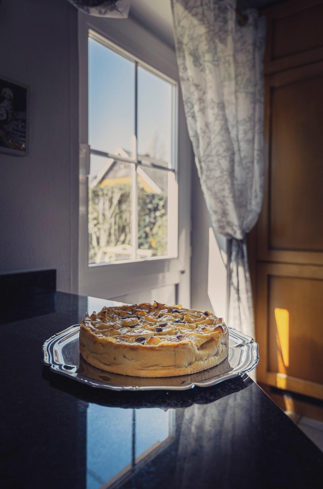 Grandma's apple cake