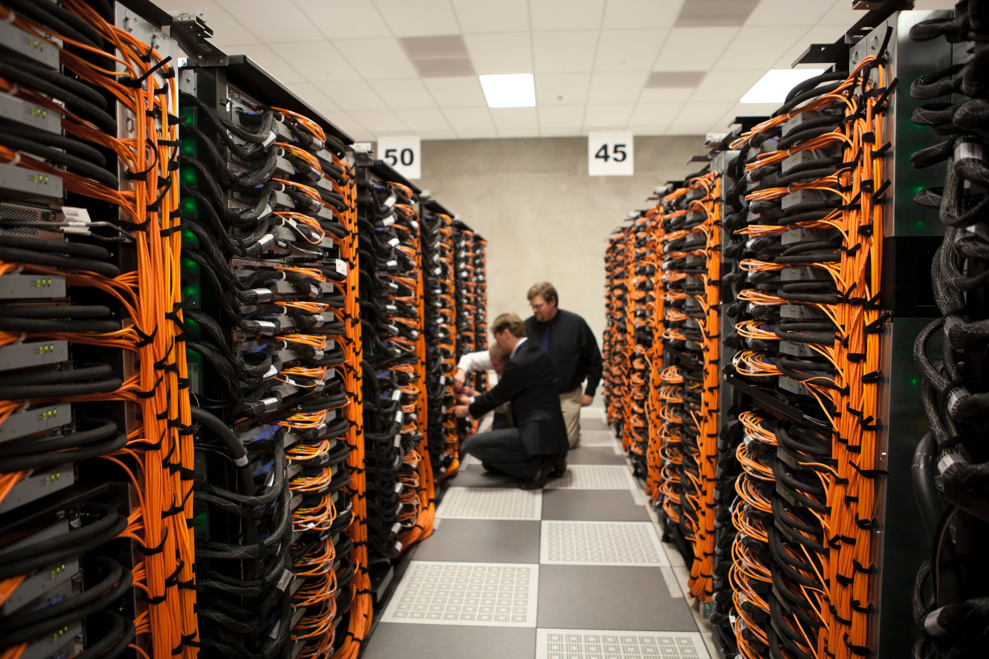 At Argonne National Laboratory, MIRA has been ranked the third fastest supercomputer in the world as of 2012.