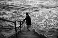 Of the Wide Briny Sea poetry stories