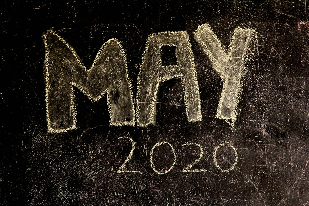 May 2020 in chalk