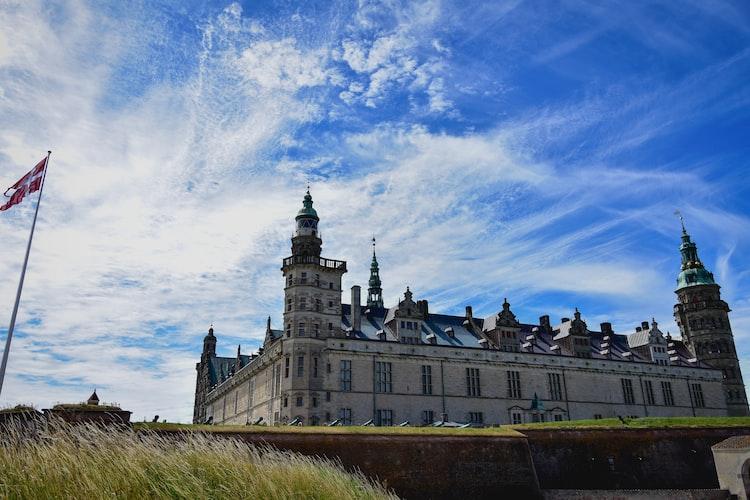 Kronborg Slot, Kronborg, Helsingør, Dänemark Amleto