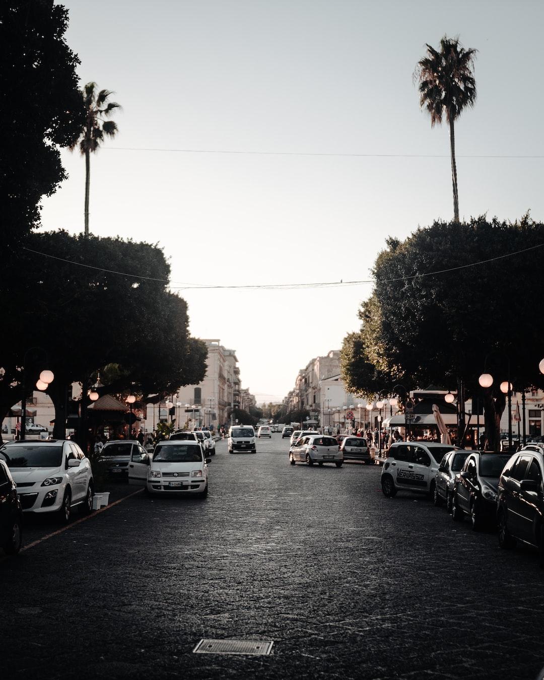 Streets of Isola di Ortigia