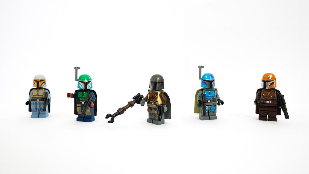 lego star wars lego mini figures
