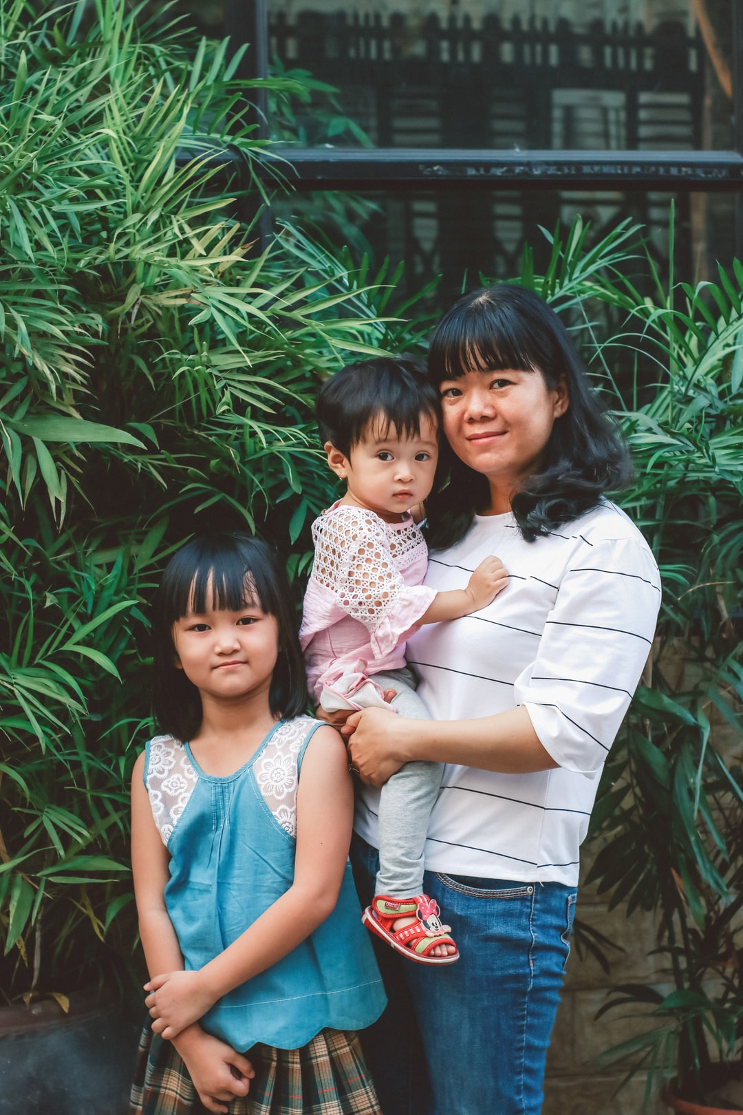 family photo portrait