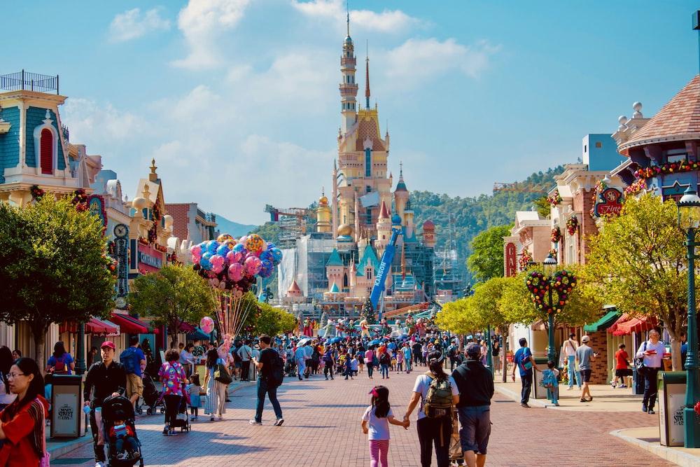 100 Disneyland Pictures Download Free Images On Unsplash