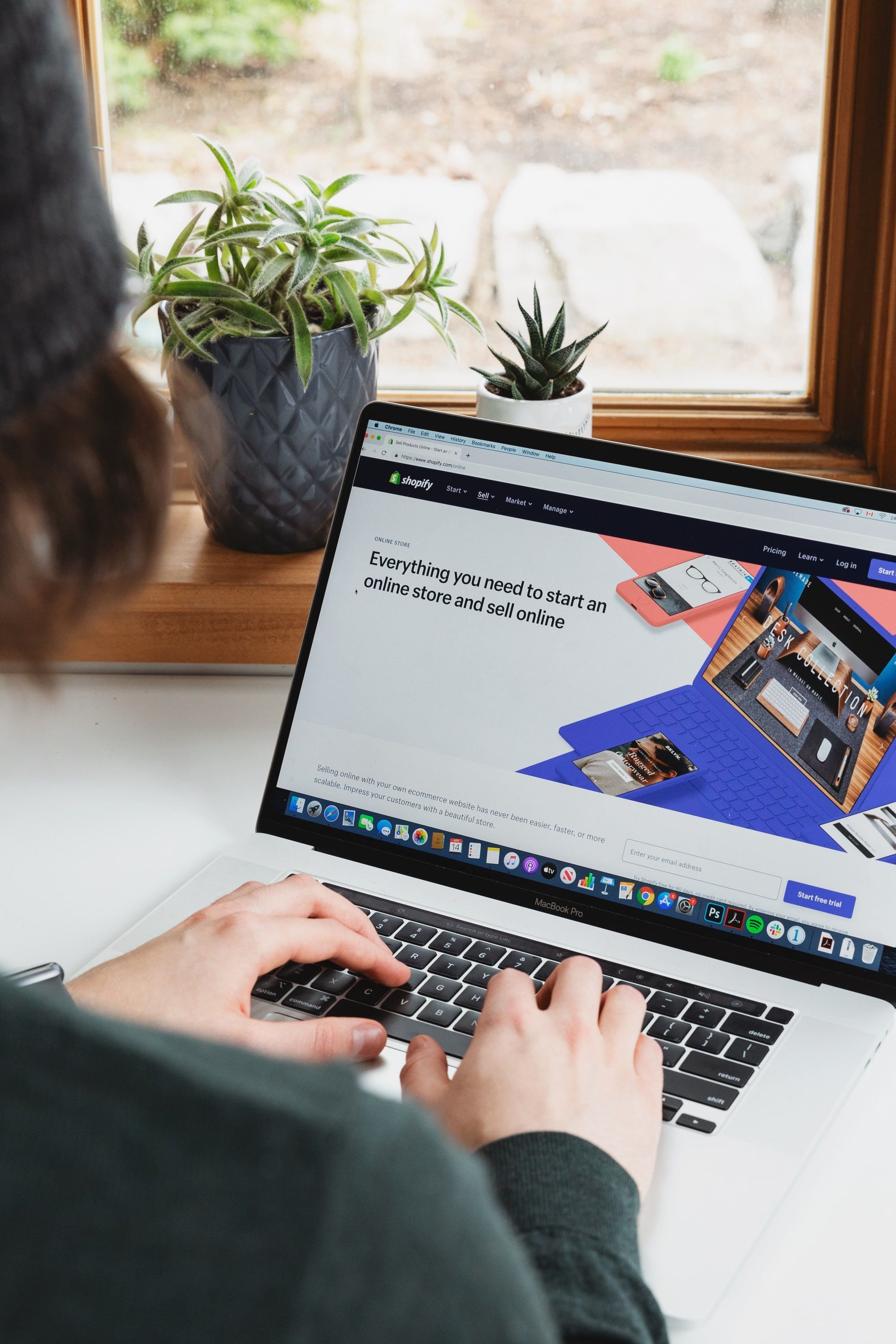 Journey of starting a new online ecommerce business